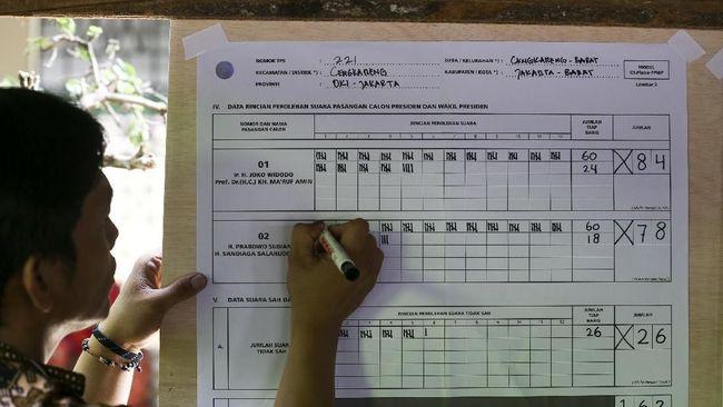 Peneliti LSI, Adji Al Farabi, menyatakan penyelenggaraan pemilihan presiden dan legislatif (Pilpres dan Pileg) serentak 2019 seperti halnya perkawinan paksa.