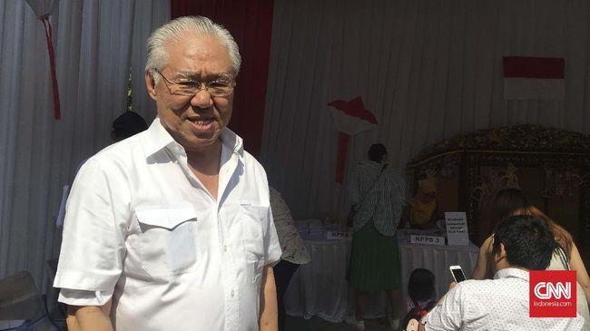 Penggeledahan kantor Menteri Perdagangan Enggartiasto Lukita terkait proses penyidikan dugaan gratifikasi anggota DPR RI Bowo Sidik Pangarso.
