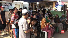 VIDEO: Prabowo Unggul di TPS 046, Warga Bernyanyi