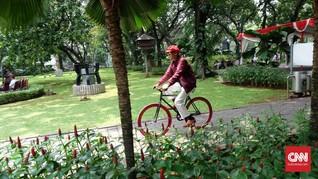 JJ Rizal Kritik Pos Polisi 2 Lantai di Taman Suropati