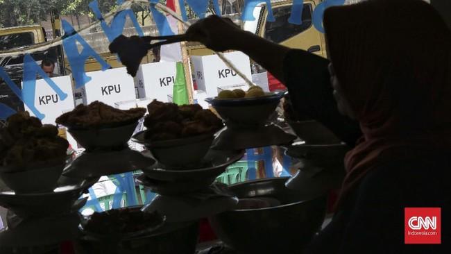 Suasana gempita Pemilu 2019 di berbagai daerah ketika rakyat merayakan pesta demokrasi dengan menyuarakan hak pilih mereka.