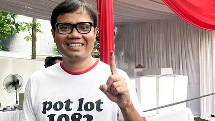 Cuitan Soleh Solihun soal Hasil Quick Count Pilpres 2019