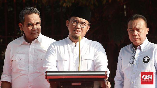 Koordinator Juru Bicara Badan Pemenangan Nasional (BPN) Dahnil Anzar Simanjuntak menilai tim asistensi hukum ancaman serius bagi demokrasi.