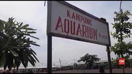 VIDEO: Pemilu 2019, Kampung Aquarium Taruh Asa Presiden Baru