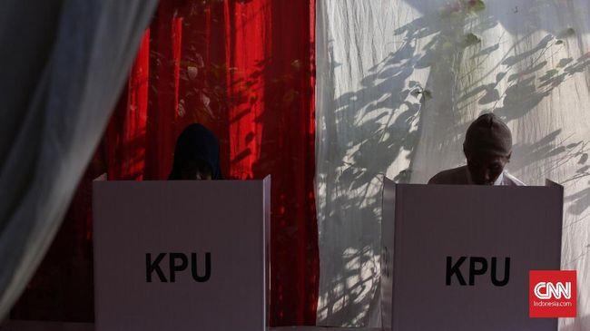 Berdasarkan simulasi, Bawaslu memperkirakan proses pencoblosan Pilkada Serentak 2020 butuh sekitar 16 jam untuk 500 pemilih di satu TPS.