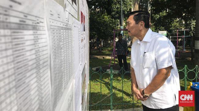 Badan Pemenangan Nasional Prabowo Subianto-Sandiaga Uno membenarkan Joko Widodo (Jokowi) mengutus Luhut Binsar Pandjaitan untuk bertemu besok.