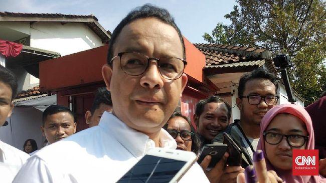 Gubernur DKI Jakarta Anies Baswedan menyebut secara umum wilayah Ibu Kota dalam kondisi aman meski Aksi 22 Mei sempat diwarnai kericuhan.