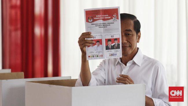 Capres nomor urut 01, Jokowi, masih takluk dari pesaingnya, Prabowo Subianto, di Jawa Barat. Hal ini mengulang peristiwa lima tahun silam.