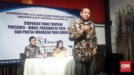 Denny JA Bantah Minta Jabatan Komisaris Inalum ke Luhut