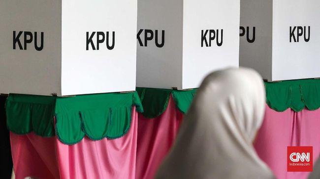Jumlah TPS pada Pilkada Surabaya sebanyak 5.184 TPS. Jumlah ini menyusut dibandingkan Pemilu 2019 yang berjumlah 8.146 TPS.