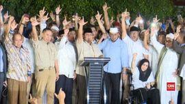 VIDEO: Prabowo Klaim Menang Pilpres 2019