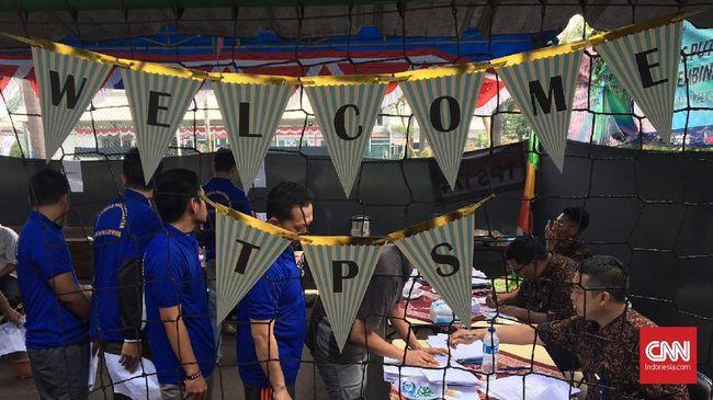 Pemilu di Rutan Cipinang, penyelenggara hanya menyediakan 1.100 suara dari total warga binaan mencapai 4.000 orang.