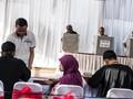 Ketua KPPS di Sumsel Ditusuk karena Urusan Kunci Kotak Suara