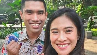 7 Foto Kompak Keluarga Seleb Ikut Pemilu 2019