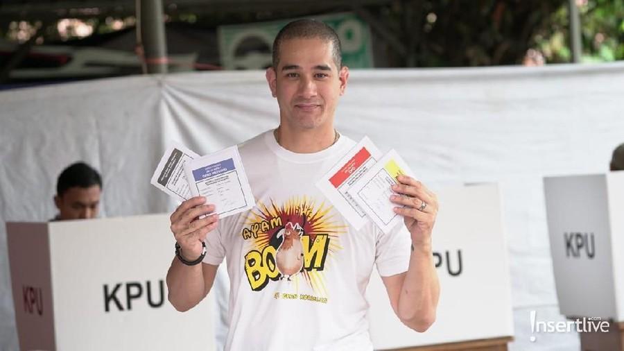 Okan Kornelius & Istri Kompak Soal Pilihan di Pemilu 2019