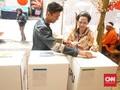 Tarik Minat Nyoblos, TPS Bernuansa Jepang Hadir di Bandung
