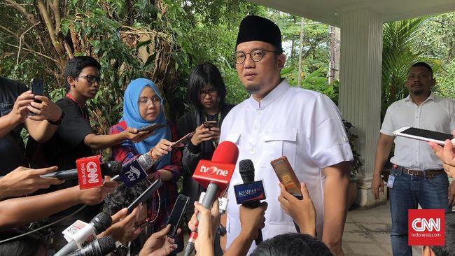Eks Ketua Umum PP Pemuda Muhammadiyah Dahnil Anzar Simanjuntak kembali dipanggil polisi terkait kasus dugaan korupsi dana Kemah Pemuda Islam Indonesia.