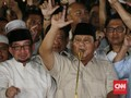 Janji Muluk Prabowo di Balik Indikasi Kekalahan di Pilpres