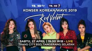 Bunda Pencinta K-Pop Yuk ke Konser Korean Wave 2019, Gratis!