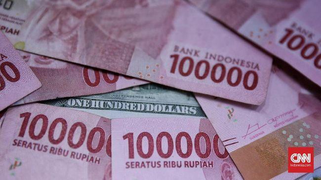 Nilai tukar rupiah menguat 0,51 persen ke Rp14.535 per dolar AS pada perdagangan Senin (27/7) sore.