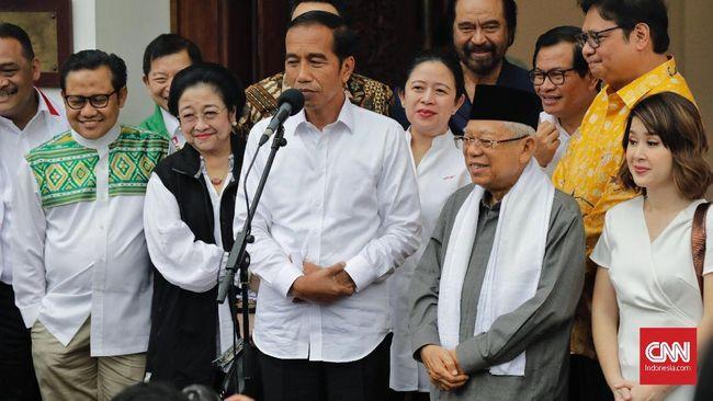 Koalisi partai pendukung Presiden Jokowi diprediksi tak sampai 2024, terlebih ada perbedaan kepentingan soal revisi UU Pemilu.