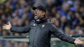 Klopp Takut Buat Ibu Marah di Piala Super Eropa