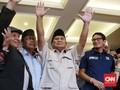 Prabowo Kalahkan Jokowi di Kota Pontianak