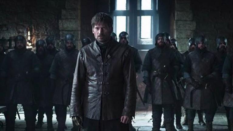 Sosok Jamie Lannister yang datang ke Winterfell untuk ikut terlibat dalam Great War, ia juga dikabarkan akan mengetahui bahwa Cersei tak akanmendatangkan pasukannya.