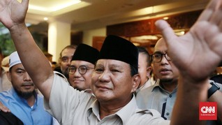 Lewat Kongres, Semua Kader Gerindra Ingin Prabowo Jadi Capres