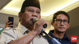 Kubu Prabowo-Sandi Habis Rp211,5 M buat Kampanye Pilpres 2019