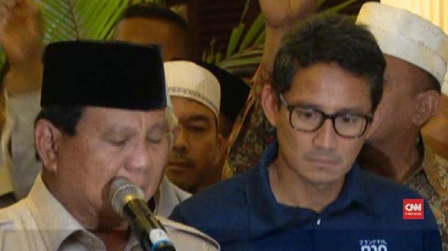 VIDEO: Kemunculan Sandiaga Uno Jadi Perbincangan Netizen