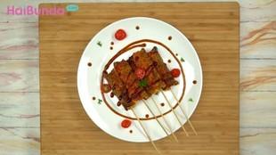 Resep Sate Telur Barbeque, Kreasi Unik 2 Makanan Favorit Si Kecil