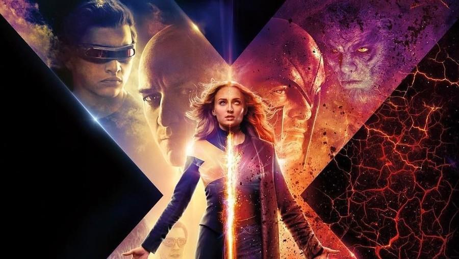 Dark Phoenix Jadi Debut Film X-Men Terburuk