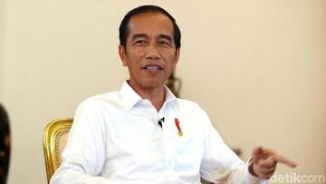 Pesan Penyemangat Jokowi untuk Para Siswa yang sedang Ujian