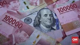 Rupiah Menguat Tipis ke Rp14.740 per Dolar AS