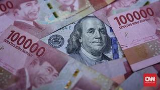 Rupiah Menguat Tipis ke Rp14.712 per Dolar AS