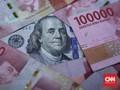 Rupiah Sore Ini Melemah Tipis ke Rp14.241 per Dolar AS
