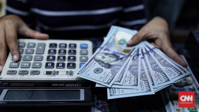Rupiah Menguat ke Level Rp14.162 per Dolar AS di Senin Pagi