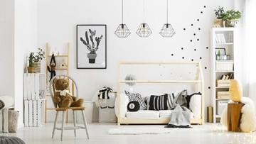 Tips Memilih Desain dan Cat Kamar yang Disukai Anak-anak