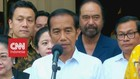 VIDEO: Jokowi Klaim Unggul Hasil Quick Count