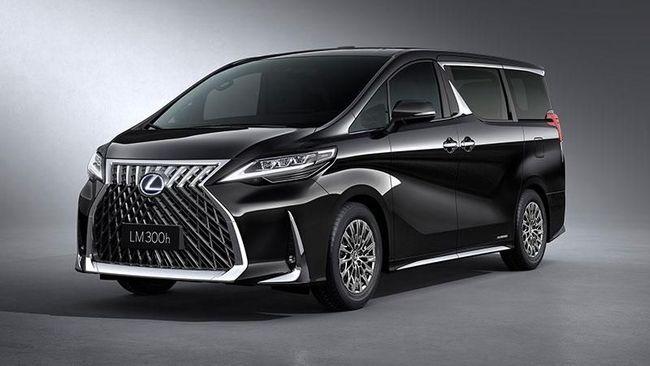 Lexus LM mendebut di China, mobil ini merepresentasikan definisi mewah Lexus dalam rupa MPV.