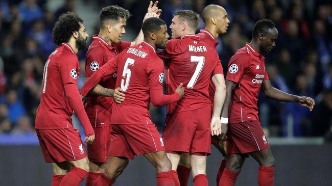 Klub Inggris menguasai semifinal kompetisi Eropa pada musim ini. Kali terakhir klub-klub Inggris mendominasi, Liverpool mengangkat trofi Liga Champions.