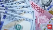 Pernyataan The Fed Angkat Rupiah ke Rp14.082