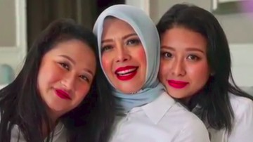 Ucapan Terima Kasih Nur Asia Uno atas Dukungan Putrinya