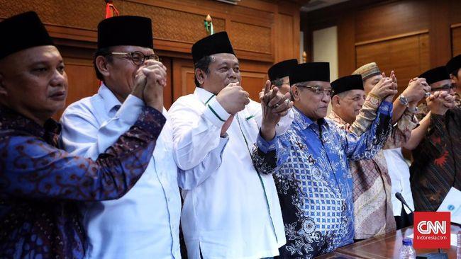 Multaqo Ulama, Habaib, dan Cendekiawan Muslim meminta umat Islam turut menjaga stabilitas keamanan usai Pemilu 2019.