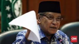 Said Aqil Soal Omnibus Law: Tak Ada Dialog dengan PBNU