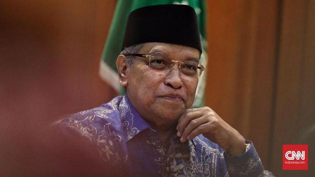 Ketua PBNU MSaid Aqil Siroj menyebut radikalisme tak bisa dilihat hanya dari cara seseorang berpakaian dengan menggunakan cadar.