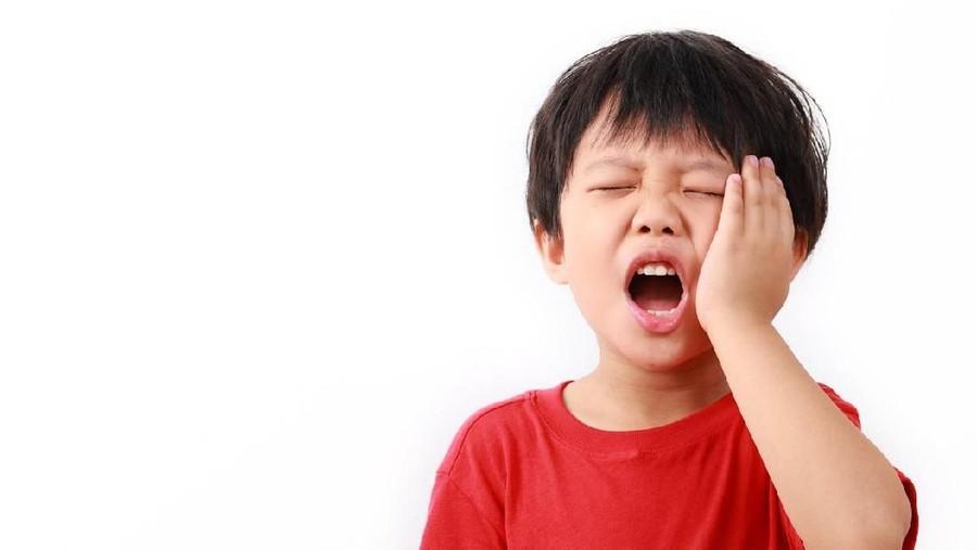 Jangan Langsung Buang Gigi Anak yang Copot Utuh Ya, Bun