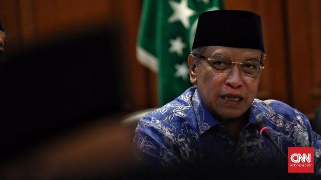 Ketua Umum PBNU Said Aqil menolak pembukaan investasi miras karena telah dilarang agama dan akan merusak bangsa.