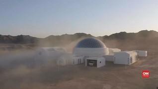 VIDEO: Wisata Koloni Mars di Gurun Gobi